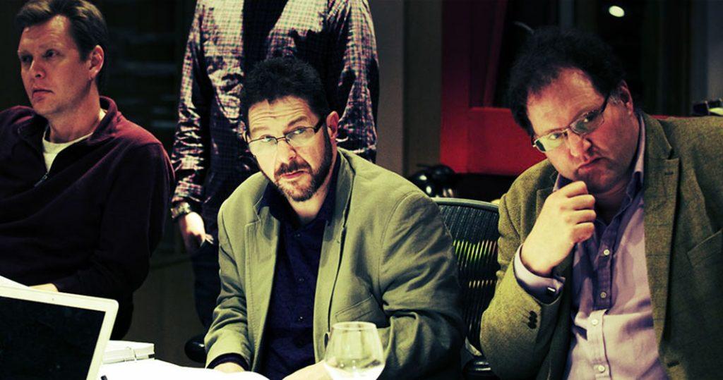 Jeff Meegan, David Tobin and Julian Gallant