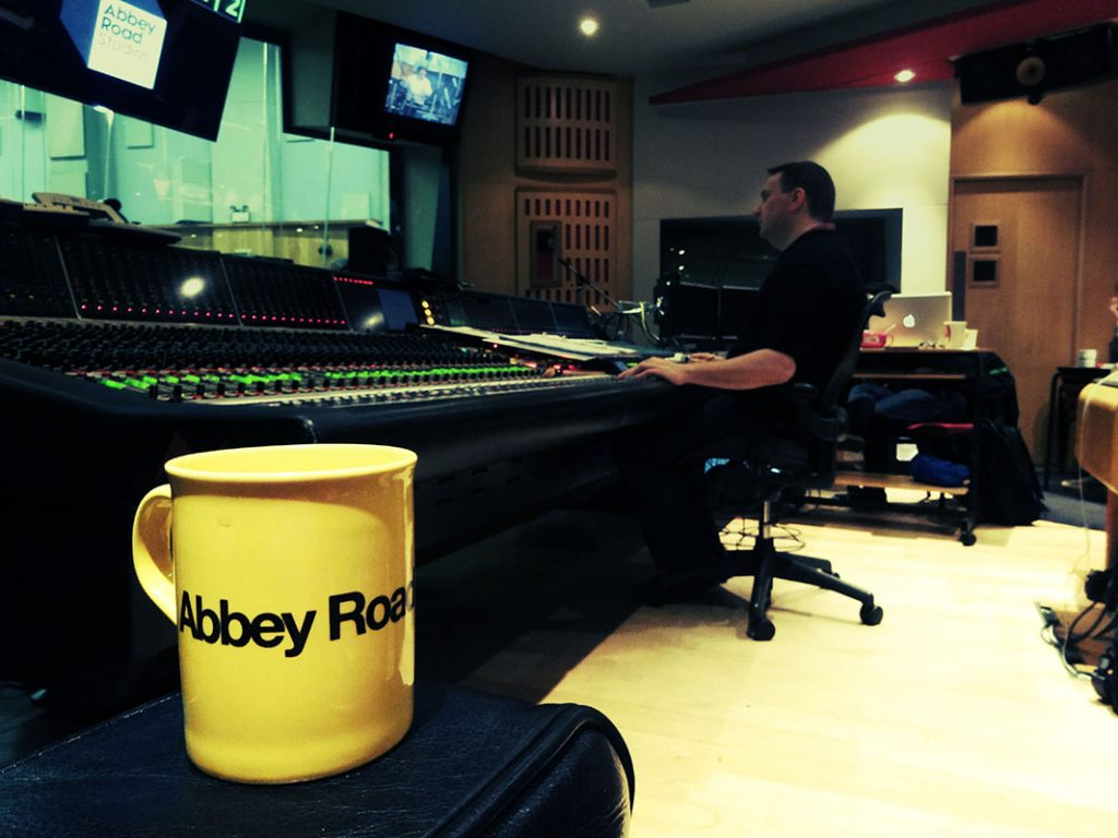 Abbey Road Mug - Good copy