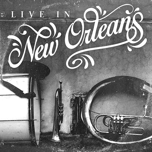 Live in New Orleans 600x600px