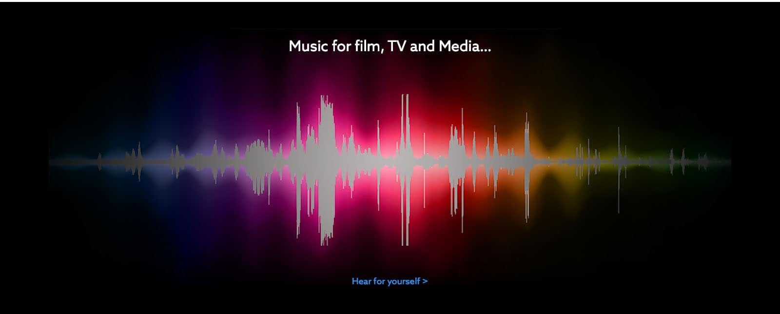 Music for film, TV and media from Jeff Meegan and David Tobin
