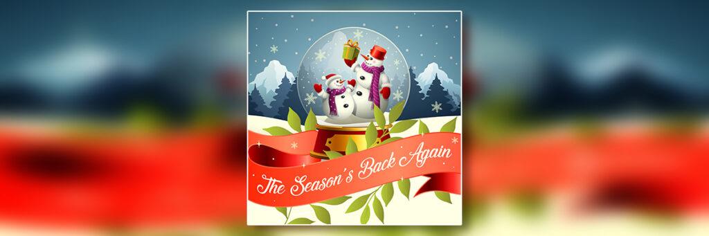 Christmas Music album from Jeff Meegan and David Tobin